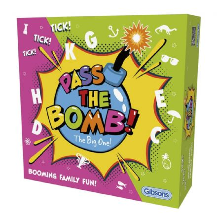 Pass the Bomb, The Big One Game by Gibsons